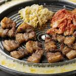 チーズサムギョプサル/Cheese Samgyopsal-Pork Belly
