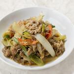ブルゴギ/Bulgogi (korean grilled marinated beef)