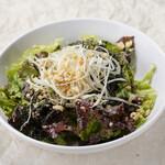 塩サラダ/Sesame&Peanuts Salad