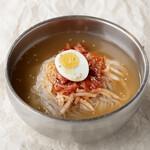 冷麺/Korean cold noodle