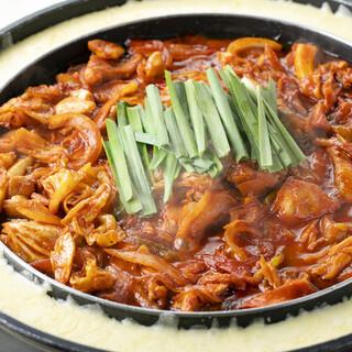 大人気の『チーズ×韓国料理』も、ソナムこだわりの美味しさで◎
