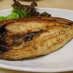 130318782 - 焼魚定食(ほっけ)