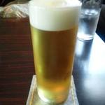 ドッグベリー - ランチビール♪