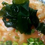 旬味 鮮心 魚屋 富重 - ◆「紅えび丼」
