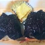 旬味 鮮心 魚屋 富重 - ◆「岩海苔おにぎり」(2個)