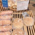 ベーカリー ダンクブロート - 人気商品 もっちり塩パン