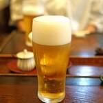 よし房 凛 - エビス生ビール