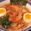 らー麺 にしかわ - 料理写真:しょうゆ煮玉子ラーメン