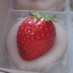 翁屋 - 苺大福¥160