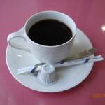 いたりあ食堂ヘップバーン - ホットコーヒー
