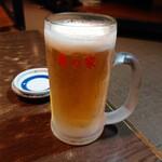 鬼の家 - 2020年5月 生ビール 570円