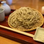 ひろしま 蕎麦人 - 蕎麦1枚半