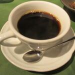炭火焼きステーキ灰屋 - ドリンク写真:コーヒー!