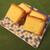 炭火焼きステーキ灰屋 - 料理写真:予約特典の一口ケーキ!