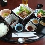 中村孝明 TAKAMATSU - 和牛香味焼き御膳
