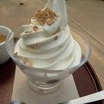 NARAYA CAFE - ナラヤパフェ(こしあん)