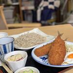 そば屋酒かわづ - 料理写真: