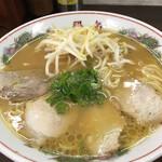 chuukasobayouki - さっぱり系で、ほんの少し甘みがあります