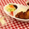 クローバーカフェ&ベーカリー - 料理写真:テイクアウト チキンカツカレー