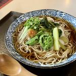 江戸蕎麦 一輪草 - 料理写真: