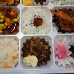 旬菜茶房 美川 - 2段目、3段目