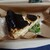アル フレスコ ダイニング - バスクチーズケーキ 756円