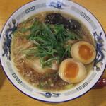130347240 - 蔵出し醤油麺(味玉入り)