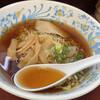 そば処 - 料理写真:ラーメン¥420
