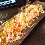 独楽寿司  - 料理写真:白身カルパッチョ