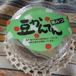 岡田屋 - 豆かん \240