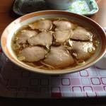 山八 - チャーシュー麺