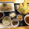 そば・呑みくい処 味里 - 料理写真:海老天ぷらもりそば