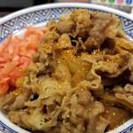 吉野家 - 料理写真:アタマ大盛。