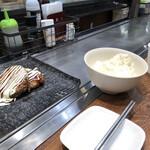 ロピア ザ ビフテキ - ハンバーグ