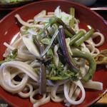 第一藤駒 - 山菜