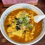 130352821 - 激辛玉子スープメン