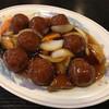 青島 - 料理写真:炸丸子(肉だんご)
