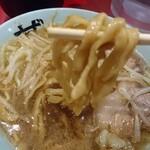 ラーメンきずな - 太麺