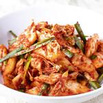 《おすすめ》 出来立て混ぜキムチ/Fresh mixed Kimchi