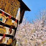 130357711 - 近くの赤城神社。去年の春です