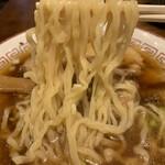 きたかた食堂 - 麺リフトあっぷ٩(ˊᗜˋ*)و