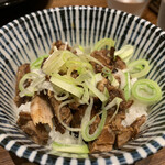 きたかた食堂 - チャーシュー丼ヾ(^。^*)