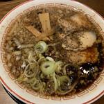 きたかた食堂 - 喜多方ブラック⁽⁽ૢ(⁎❝ົཽω❝ົཽ⁎)✧