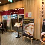 きたかた食堂 - ( ⓞ⃘ ⺫ ⓞ⃘۶)۶ ੭ྀ