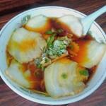 枡はん - 濃口醤油チャーシュー麺