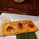 鮮きた - 焼き魚サーモンハラス