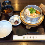 志津香 - 奈良7種釜めし