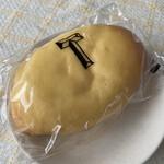 スペイン窯 パンのトラ - 岡崎おうはんクリームパン 230円