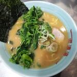 雪濃湯 - 醍醐+ホーレン草 700+100円