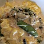 cafe Naif Blanc - ふわふわトロトロ卵
